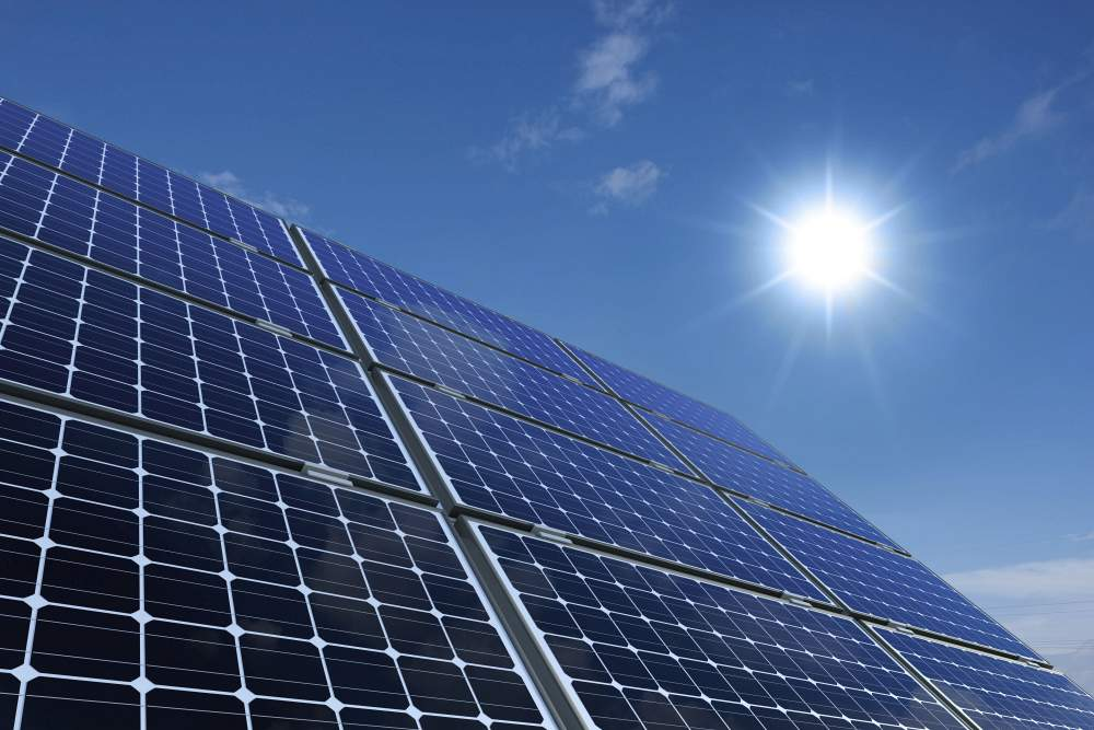 Solar power generation soars 77% in a year | Scottish Energy News